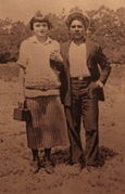 011-Frieda and Bernie Moraga circa 1925